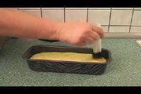 Het bakken van brood - met boekweit is het zo