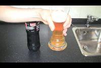 Cola tarwe - zodat u de drank goed mengen