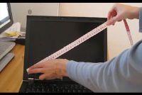 Hoeveel inch doet mijn laptop - Hoe te meten