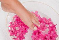 Maak een salie voetenbad zelf