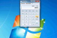Percentage met de Windows rekenmachine - hoe het werkt