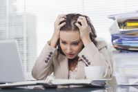 Het werk is te belastend - wat te doen?