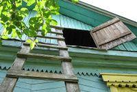 Wood aankruisen op de zolder - wat te doen?