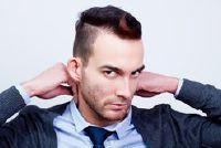 Kapsel: korte zijdes - zo succesvol mannen kapsel