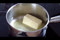 Smelt de boter in pot - hoe het werkt