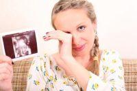 Licht periode in het begin van de zwangerschap?  - Wat u moet weten