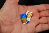 Gebruik Micro SIM-kaart in de iPhone 3GS - hoe het werkt