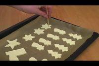 Knutselen met spelen deeg: voor Kerstmis te maken goedkope Christbaumdeko - hoe het werkt