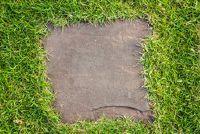 Maak betonplaten schoon - zo gaat het zonder chemicaliën