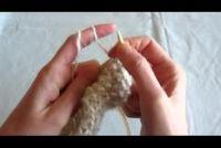 Modern gebreide sjaals - suggesties voor trendy patroon