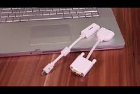 Aansluiten van een projector op de Mac - Hoe het werkt