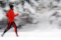 Branden in de longen tijdens het joggen in de winter - wat te doen?