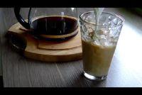 Latte - voorbereiding, zodat het smaakt heerlijk