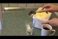 Hoe een ijskoffie zelf maken?