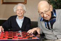 Senior wedstrijden in dementie - zodat u verzorging van uw entertainment te nemen