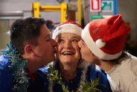Wensen van Kerstmis voor een geliefde - dus slaagt's