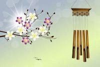 Wind klokkenspel voor de tuin - de 5 beste