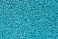 Behang in turquoise - dus bereikt een consistente inrichting