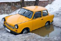 Wartburg 312 koopt een converteerbare - feiten over de Oldtimer