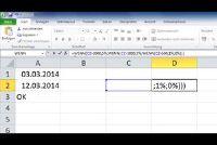 Voer de Toen examen in Excel - zo succesvolle formule
