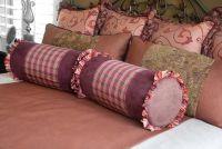 Knusse slaapkamer romantiek - dus je naaien mooie kussenslopen