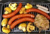 Het weer op zaterdag is wispelturig - zodat u uw cookout moet plannen