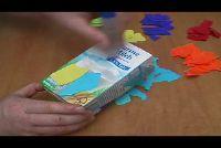 Tinker in de kleuterschool - hoe het werkt met melkpakken