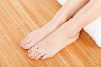 Massage met voeten - hoe het werkt