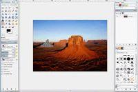 Erase transparant In GIMP - Hoe het werkt