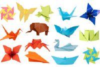 Origami - vouwen instructies dragon - dus het is schattig