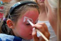 Carnaval: schminken als een muis - hoe het werkt