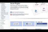 Stel Facebook link op homepage - hoe het werkt