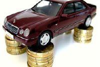 Aankoop van een auto bij een afscherming verkoop