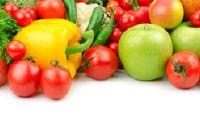 Plantaardige foto's - zo succesvol foto's van rauwe groenten en fruit