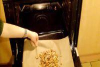 Droge walnoten - hoe het werkt goed