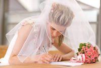Huwelijksgeloften - voorbeelden en ideeën creatief geïmplementeerd