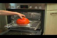 Pompoen in de oven kok - een heerlijk recept