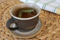 Homemade muntthee - dus slaagt's van echte Pfeffeminzblättern