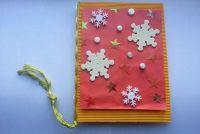 Maak Kerstkaarten met kinderen
