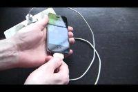 iPhone 4 bevroren - wat te doen?