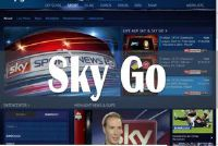 Kijk Sky op het Internet - hoe het werkt Sky Go