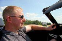 BMW 318i Cabrio: het dak lekt - dus vervang dan de afdichting