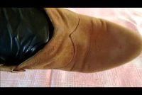 Color suède schoenen - hoe het werkt