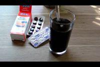 Gebruik houtskool tabletten voor diarree correct