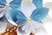 Fleurogamie - een instructie voor het maken van een bloem Mobile