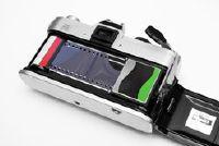 Het plaatsen van de film De Nikon FM2 - hoe het werkt
