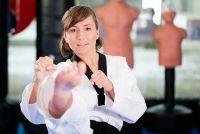 Legt verschil vakkundig - Karate en Wing Chun