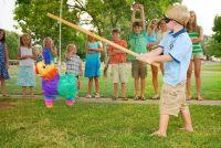 Piñata tinker - Aanwijzingen voor de verjaardag van een kind