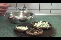 Verse champignons barbecue - twee recepten