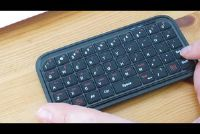 Gebruik een extern toetsenbord op een laptop - dus het zal werken